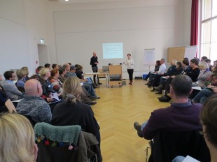 Zusammenfassung Fachtag: Inklusion auf dem Weg – gemeinsame Handlungsfelder von Schule und schulbezogener Jugend(sozial)arbeit in Steglitz-Zehlendorf vom 25.11.2013