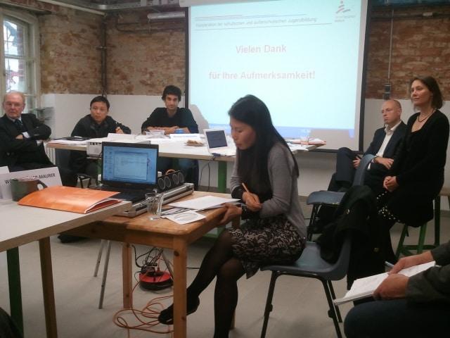 学校及青少年专业工作之间开展的合作 – Kooperation Schule-Jugendhilfe